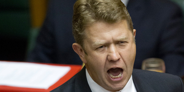David Cunliffe. Photo / NZ Herald