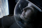 Sandra Bullock as Ryan Stone in Gravity.