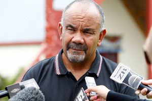 Maori Affairs Committee deputy chair Te Ururoa Flavell. Photo / APN