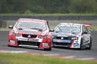Action from a V8 SuperTourers race. Picture / Andrew Bright/www.championshipdigital.com