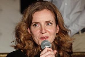 Nathalie Kosciusko-Morizet is the subject of ridicule.