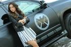 Chloe Bennet shines in her role as rebel computer hacker Skye in S.H.I.E.L.D.