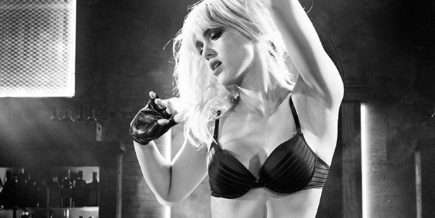 Jessica Alba sizzles in new stills from Sin City: A Dame to Kill For.