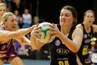 Magic shooter Ellen Halpenny (pictured) was in the thick of things during the Magic's first win of the 2014 season. Photo/File