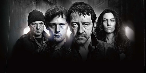 French television crime show Braquo is an eye-opener.