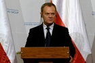 Poland's Prime Minister, Donald Tusk.