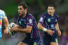 Cameron Smith is a great captain option in NRL Fantasy Dream Team. Photo / Getty Images
