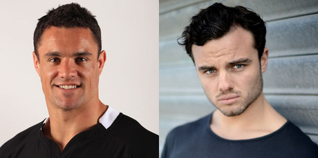 Dan Carter is to be played on screen by Josh McKenzie.