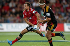 Israel Dagg in action against the Chiefs. Photo / Getty Images