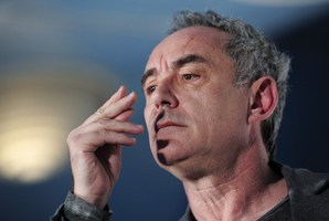 Spanish chef Ferran Adria is the man behind elBulli, one of the best restaurants in the world. Photo / AFP