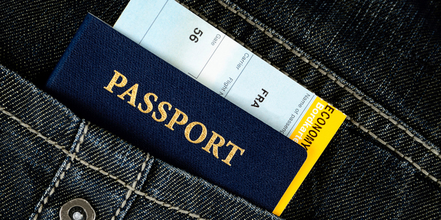 Don't forget where you put your passport. Photo / Thinkstock