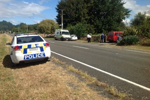 The scene of the attack. Photo / Rotorua Daily Post