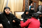 Greek Orthodox nuns held by rebels say they were treated with respect. Picture / AP