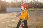 Twenty-five years ago, more than half of children cycled and walked to primary and intermediate schools, and a third were driven. Photo / Thinkstock