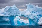 Sea ice in Antarctica is growing in some regions and shrinking in others. Photo / Getty Images