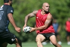 Warriors prop Sam Rapira says the team