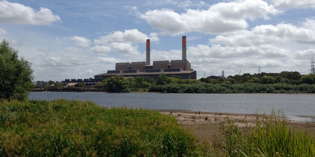 The Huntly power station is one of Genesis Energy's assets. Photo / File