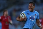 Israel Folau is the Waratah's try-scoring machine. Photo / Getty Images