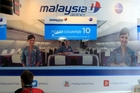 They still haven't found the wreckage of the missing  Air Malaysia Boeing 777