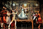 The flamboyant, festive and entertaining ballet Don Quixote will be performed at Rotorua's Civic Theatre tonight.