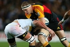 Brodie Retallick has recovered from his concussion. Photo / Getty Images
