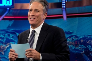 Jon Stewart. Photo / AP
