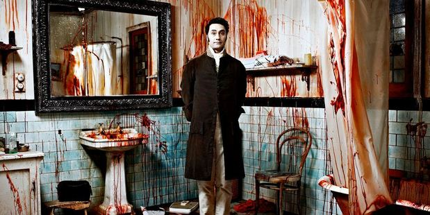 Taika Waititi in What We Do in the Shadows, which will be released in June. Photo/Supplied.