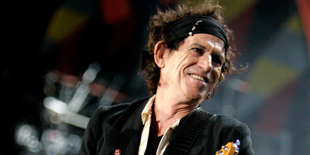 Rolling Stone's guitarist Keith Richards has written a children's book.