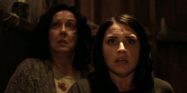 Housebound premiered at the South by Southwest festival in Austin, Texas.