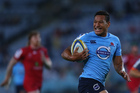 Israel Folau of the Waratahs. Photo / Getty Images