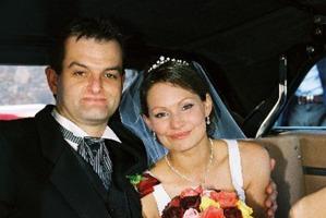 Missing New Zealander Paul Weeks with wife Danica.
