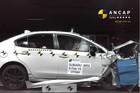 The Subaru WRX has just received a 5-star ANCAP safety rating.