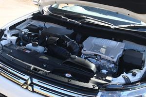 Mitsubishi Outlander PHEV hybrid SUV. Photo / Supplied
