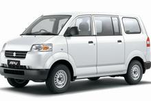 The Suzuki APV van.