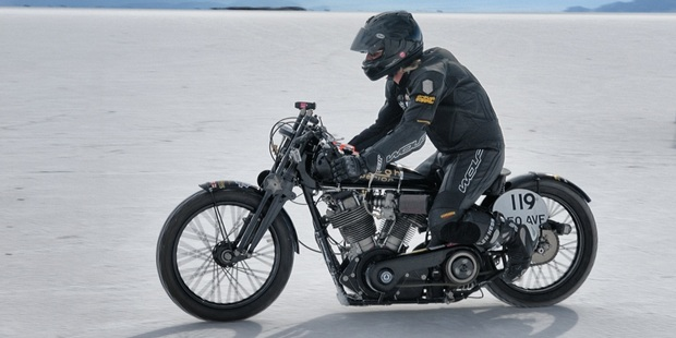 Brough Superior has offered Henry Cole the chance to break the world land speed record for a pre-1955 bike on the Bonneville Salt Flats in Utah.