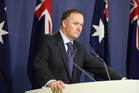 New Zealand prime minister John Key. Photo / AP