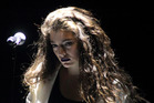 Lorde is set to tour Australia  on the back of rave reviews in the US.  Photo / AP