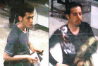 This combination of images shows the two men who boarded flight MH370 on stolen passports. Photo / AP