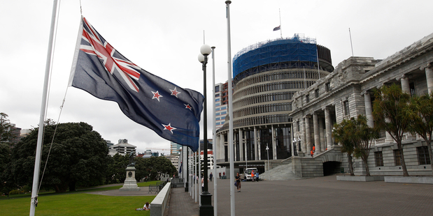 This country will have a new, more distinctive flag at some stage. The question is not if, but when. Photo / NZ Herald
