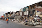 The $40 billion Christchurch rebuild is a bright spot on the rosy economic picture. Photo / APN