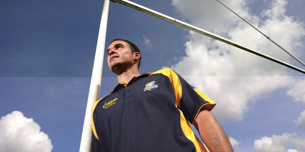 BOP Rugby Union chief executive Mike Rogers.