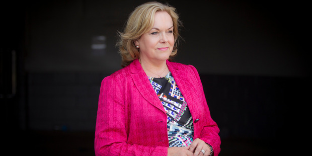 Judith Collins. Photo / NZ Herald