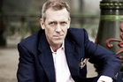 Hugh Laurie is playing in Auckland in April.