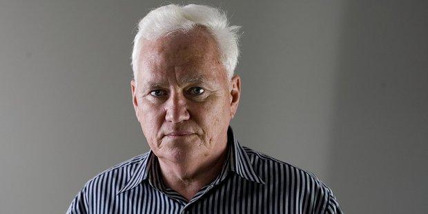 Former NZ government minister Richard Prebble. Photo / David White
