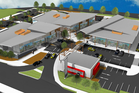 The Pinehill Centre on Greville Rd will be integrated with an existing Palmers Planet store.