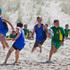 HBT140795-15 Flaxmere School (green) Vs Irongate School (blue). Photographer: Glenn Taylor