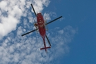 A tough  campaign came to the rescue of the Auckland Rescue Helicopter Trust, after its funding was slashed.  Photo / APN