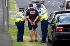 Police are increasing the number of road checkpoints on busy roads and motorway on-ramps to catch criminals.