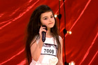 Angelina Jordan has wowed the judges on Norway's Got Talent with her Billy Holiday cover.