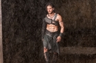 Kit Harington's Pompeii character, Milo, is 'driven by rage and bloodlust'.